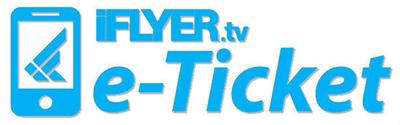CHIMERA GAMES TICKETのコンテンツ:iFLYER e-Ticketボタン