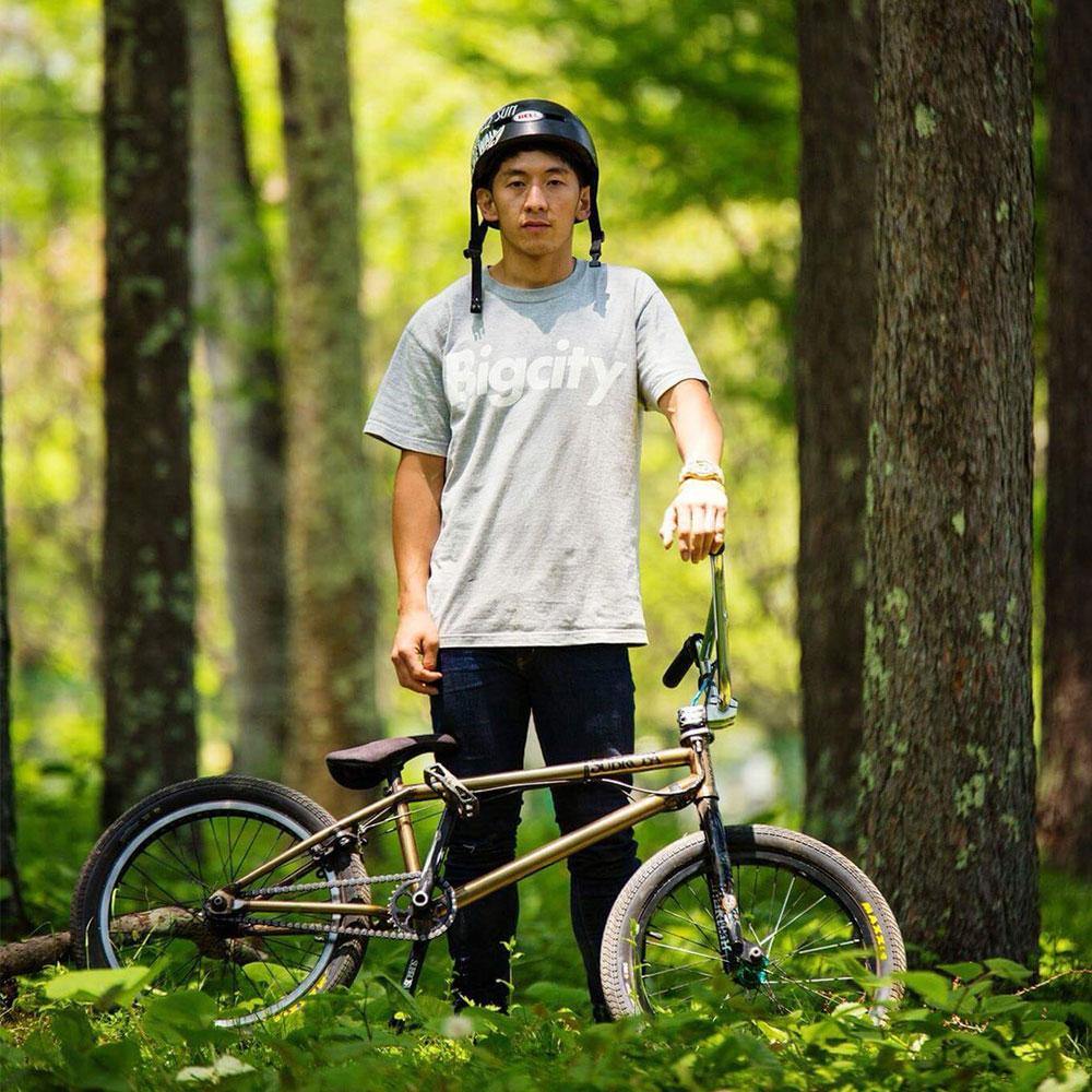 CHIMERA GAMESのコンテンツ:BMX-FreestyleParkライダー高木聖雄 TAKAGI