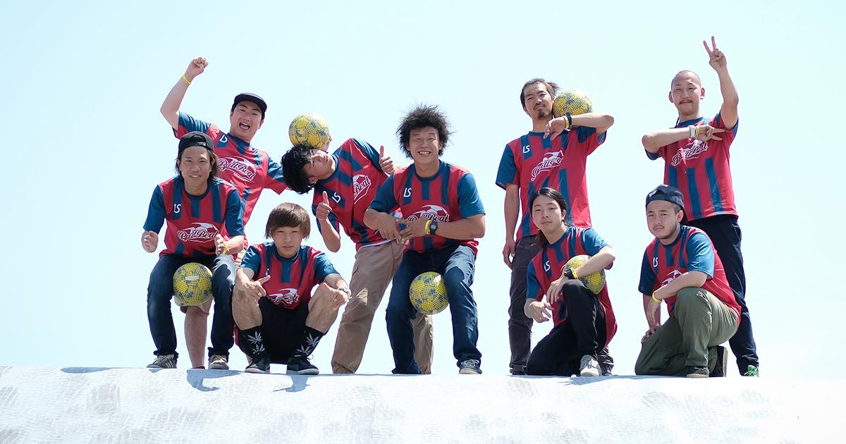 CHIMERA GAMESのコンテンツ:フリースタイルフットボール FreestyleFootball