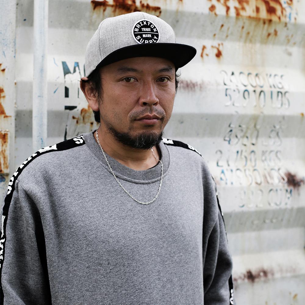 CHIMERA GAMESのコンテンツ:Skateboardライダー立本和樹 KAZUKI