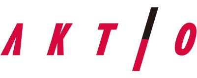 CHIMERA GAMESの協賛ロゴ:AKTIO アクティオ