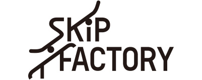 CHIMERA GAMESの協賛ロゴ:SKIPFACTORY