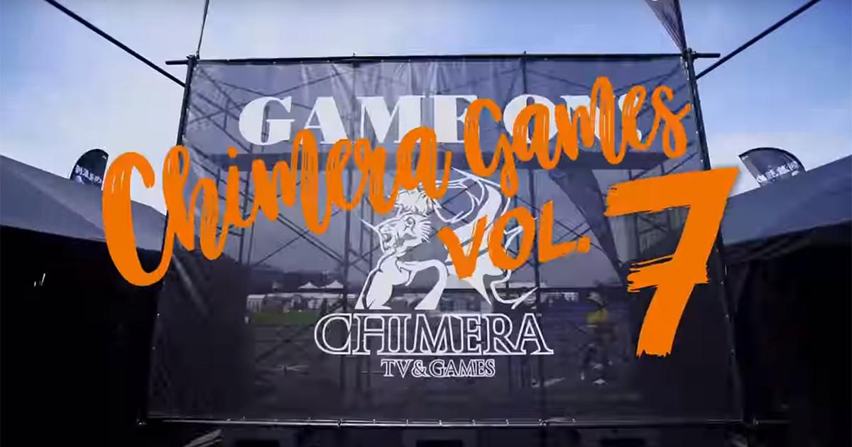 CHIMERA GAMESのアーカイブ画像:CHIMERA GAMES VOL.7 ハイライト動画サムネイル