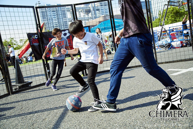 Duel Soccer-デュエルサッカー体験