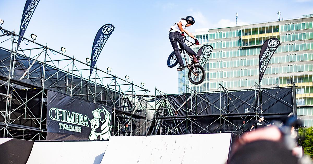 BMX Freestyle Park
