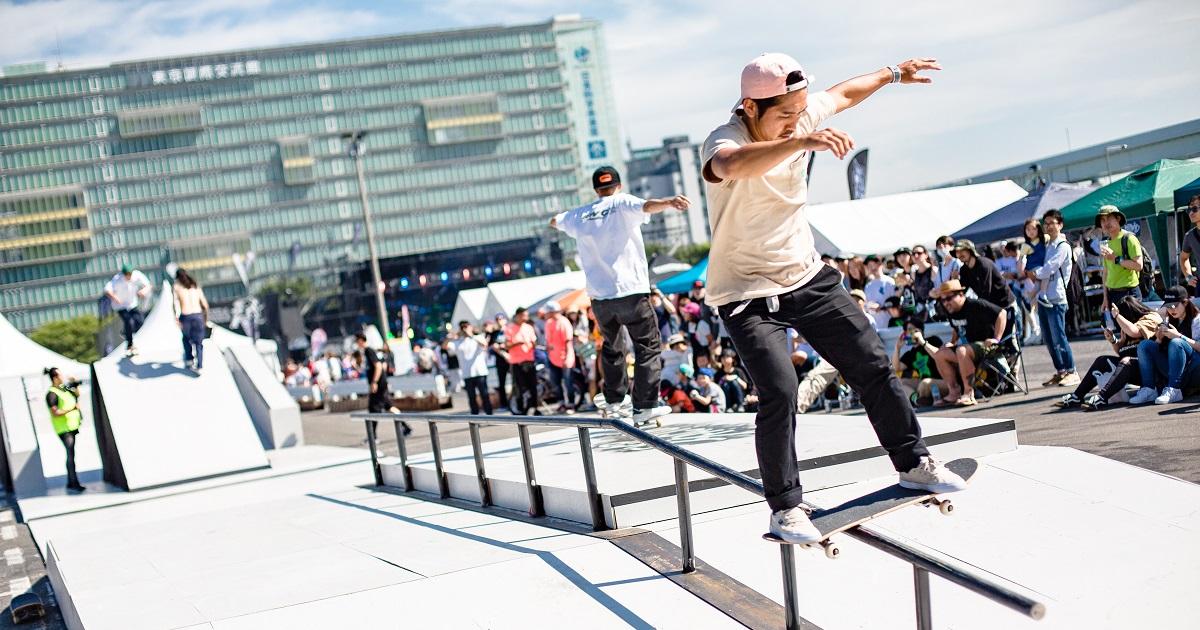【A-SIDE】Skateboard