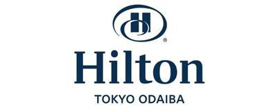 CHIMERA GAMESの協賛ロゴ:Hilton TOKYO ODAIBA