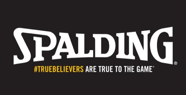 CHIMERA GAMESの協賛ロゴ:SPALDING スポルディング