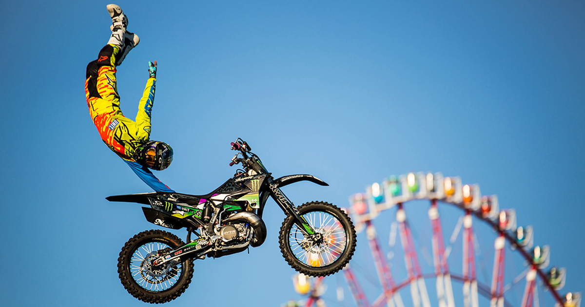 FMX PICK UP